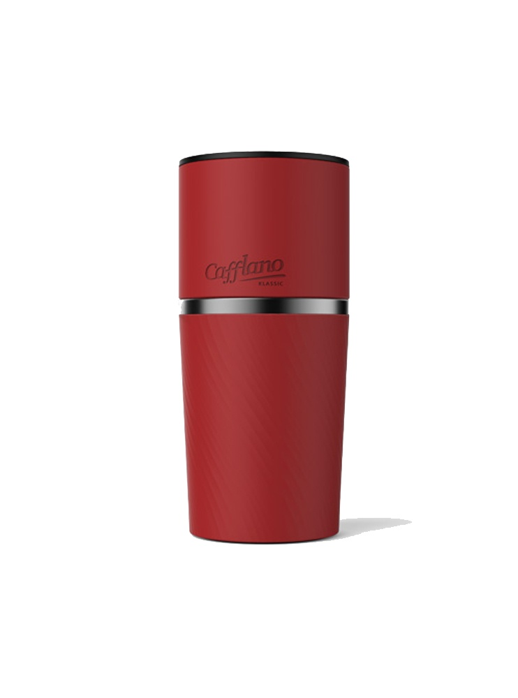 Cafflano Klassic All In One Coffee Maker Red Cafflano