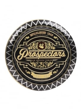 Iron Ore Water Based Hair Pomade with Hemp Oil