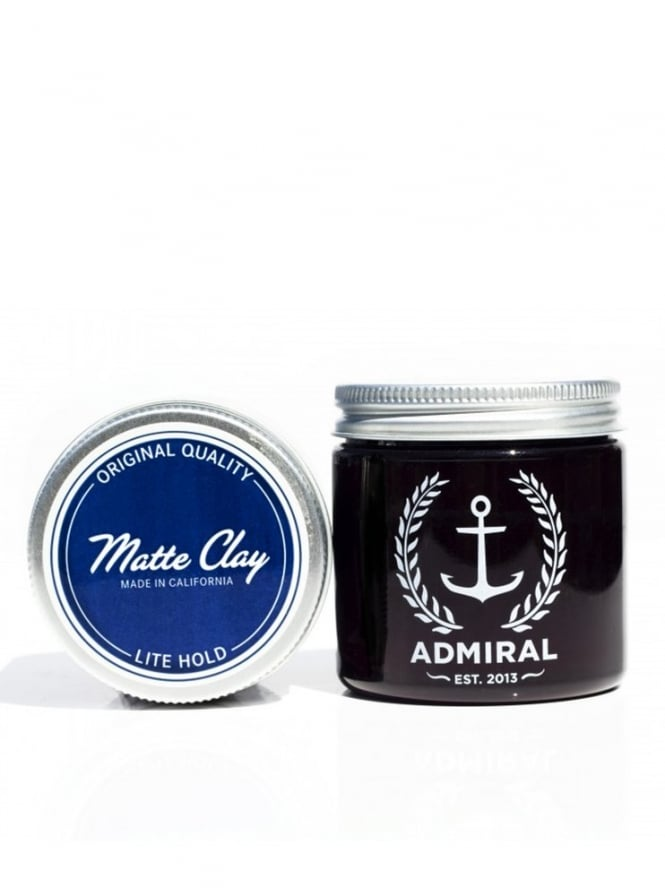 Admiral Supply Co Matte Clay Lite Hold