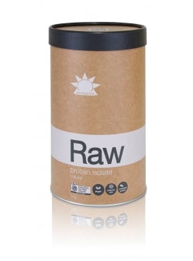 Organic Raw Pea/Rice Protein Isolate Natural Flavour