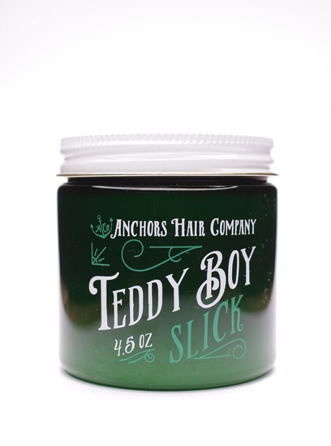 Anchors Hair Co Teddy Boy Classic Oil Based Styling Pomade 4.5oz