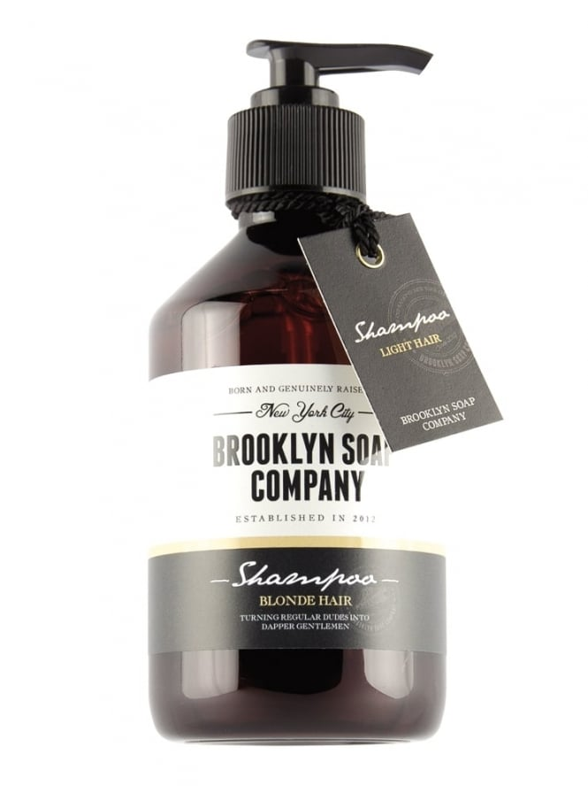 Brooklyn Soap Company Shampoo for Light Hair 300ml