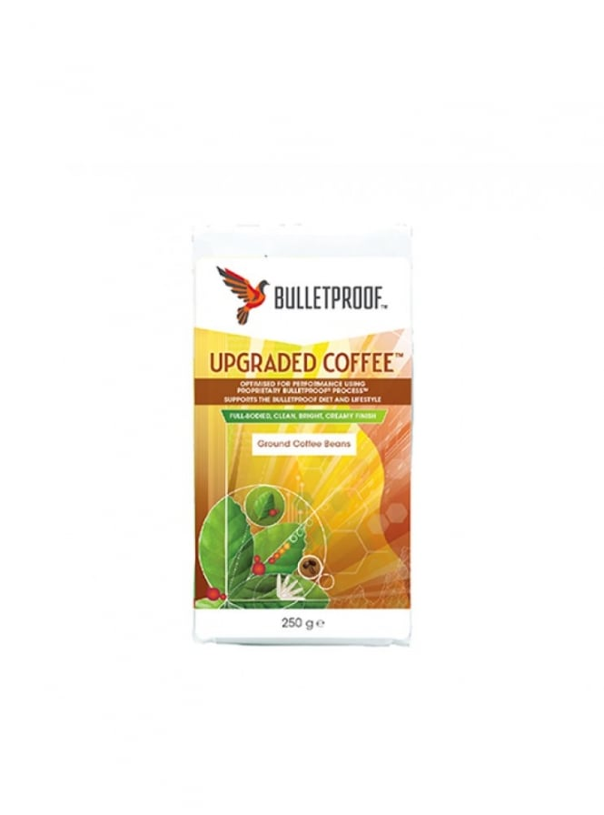 Bulletproof Coffee Upgraded Ground Beans 250g
