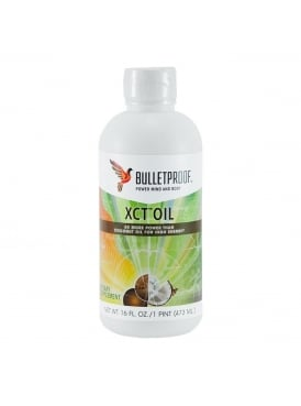 Bulletproof Coffee MCT XCT Oil 470ml