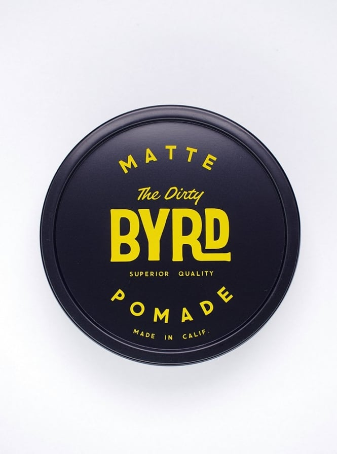 Byrd Hairdo The Dirty Byrd Matte Pomade 70ml