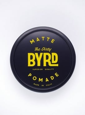 Byrd Hairdo Dirty Byrd Matte Hair Pomade 70ml