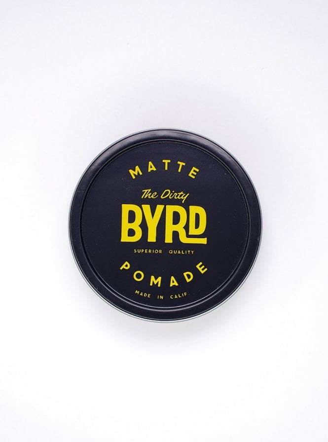 Byrd Hairdo The Dirty Byrd Matte Pomade Pocket Size 30ml