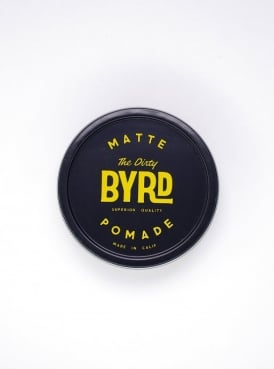 Byrd Hairdo Dirty Byrd Matte Hair Pomade Pocket Size 30ml