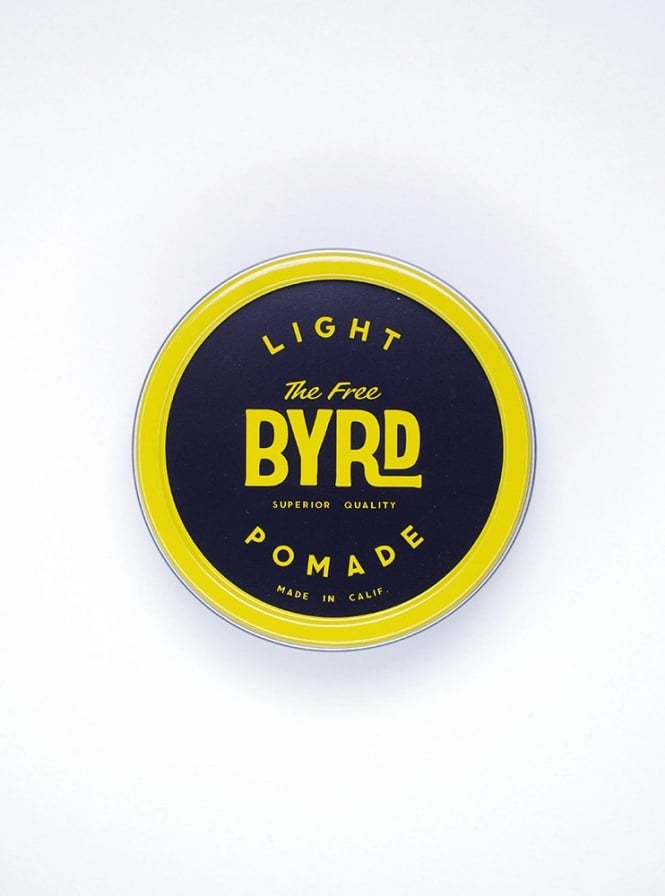Byrd Hairdo The Free Byrd Light Pomade Pocket Size 30ml