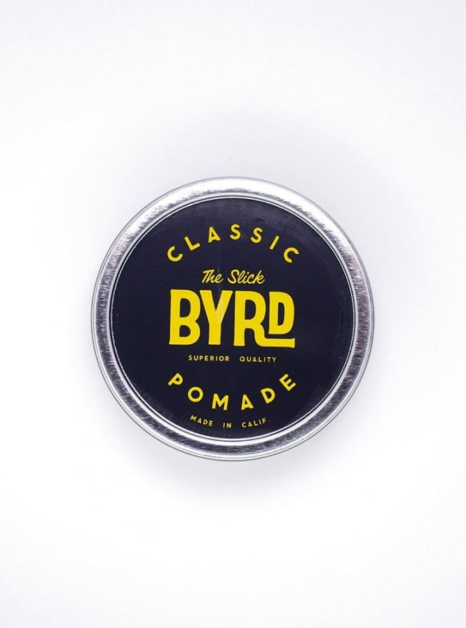 Byrd Hairdo The Slick Byrd Classic Pomade Pocket Size 30ml