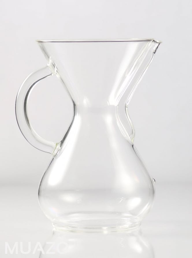 Chemex 6 Cup Coffee Maker Glass Handle