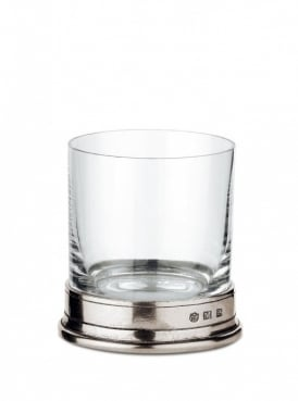 Cosi Tabellini Pewter Whisky Glasses