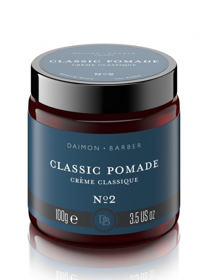 Daimon Barber No.2 Classic Pomade 100g