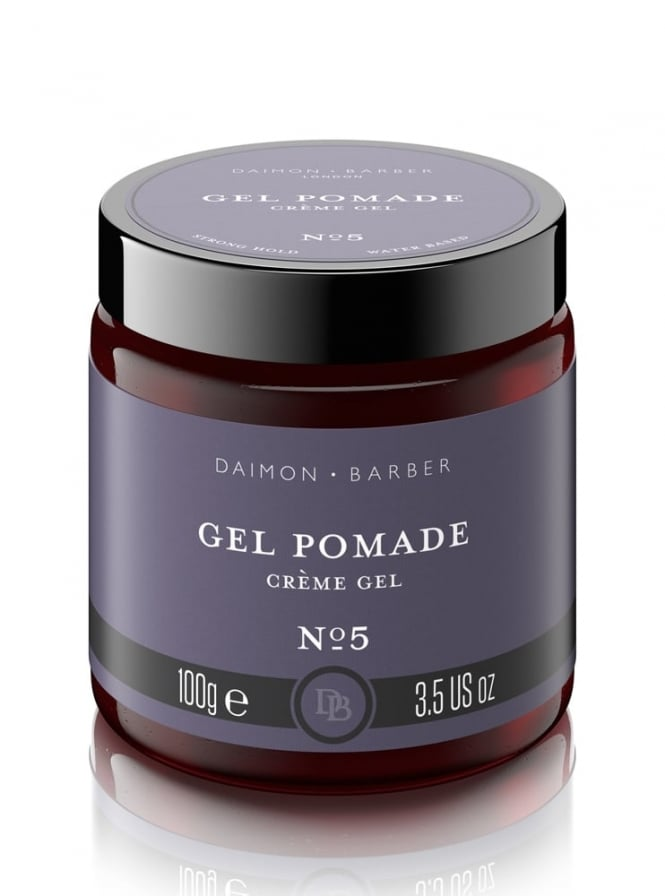 Daimon Barber No.5 Gel Pomade 100g