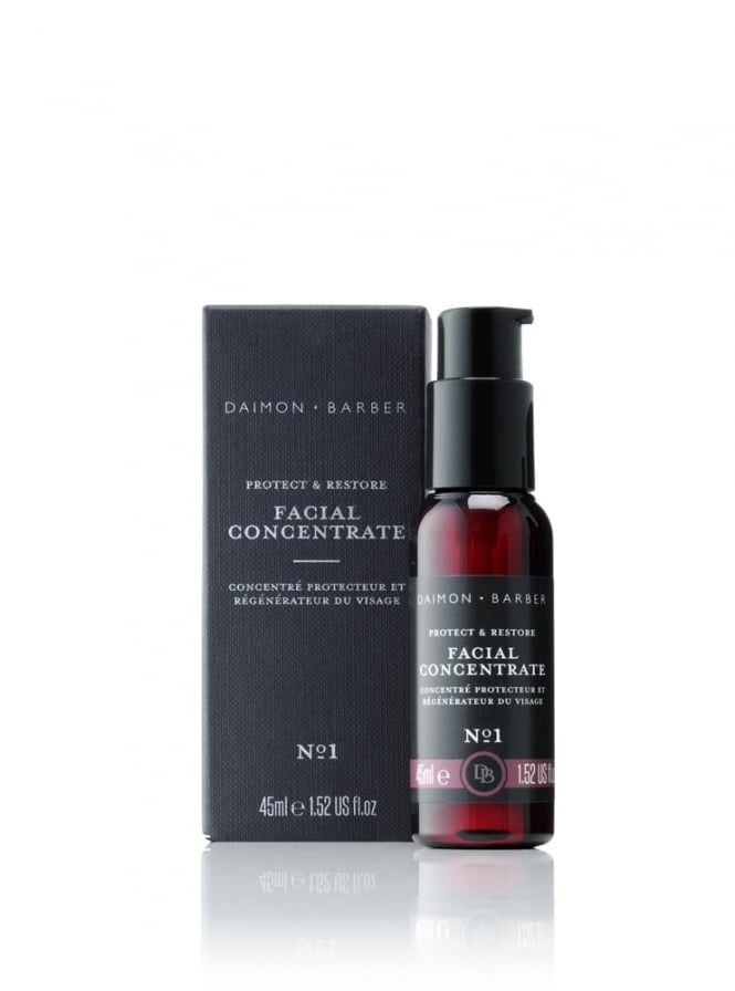 Daimon Barber Protect & Restore Facial Concentrate 45ml