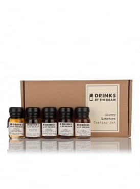 Sherry Monsters Whisky Tasting Set