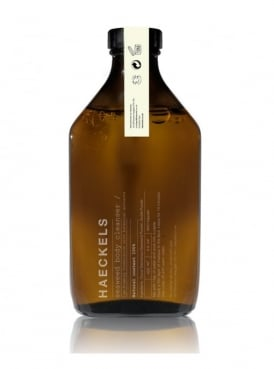 Haeckels of Margate Seaweed Sea Buckthorn Body Cleanser 300ml