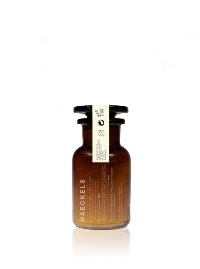 Haeckels of Margate Seaweed Walnut Facial Exfoliant 50ml