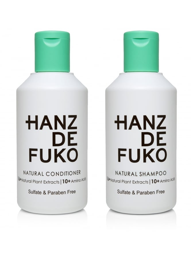 Hanz De Fuko Natural Shampoo and Conditioner Kit