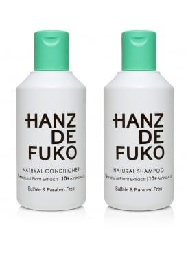 Natural Shampoo and Conditioner Kit