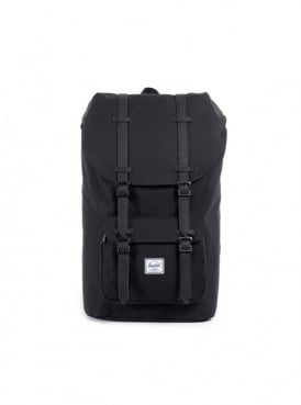 Herschel Supply Little America All Black Backpack