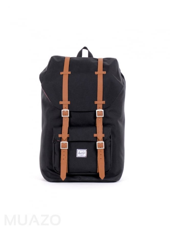 Herschel Supply Co Little America Backpack Black Tan