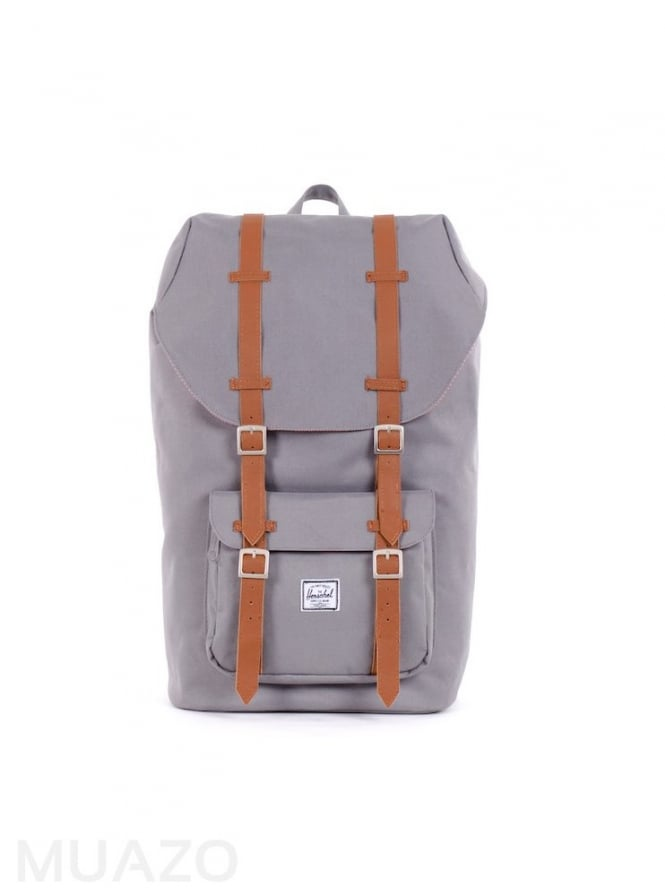 Herschel Supply Co Little America Backpack Grey Tan