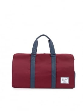 Herschel Supply Co Novel Wine Duffel Bag