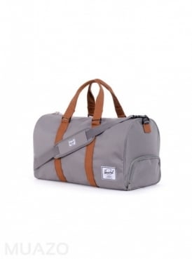 Herschel Supply Co Novel Grey Duffel Bag