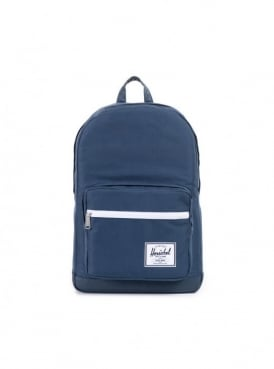Herschel Supply Co Pop Quiz Navy Backpack