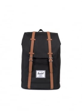 Herschel Supply Co Retreat Black Backpack