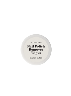 Kester Black Nail Polish Remover Wipes 40 Wipes