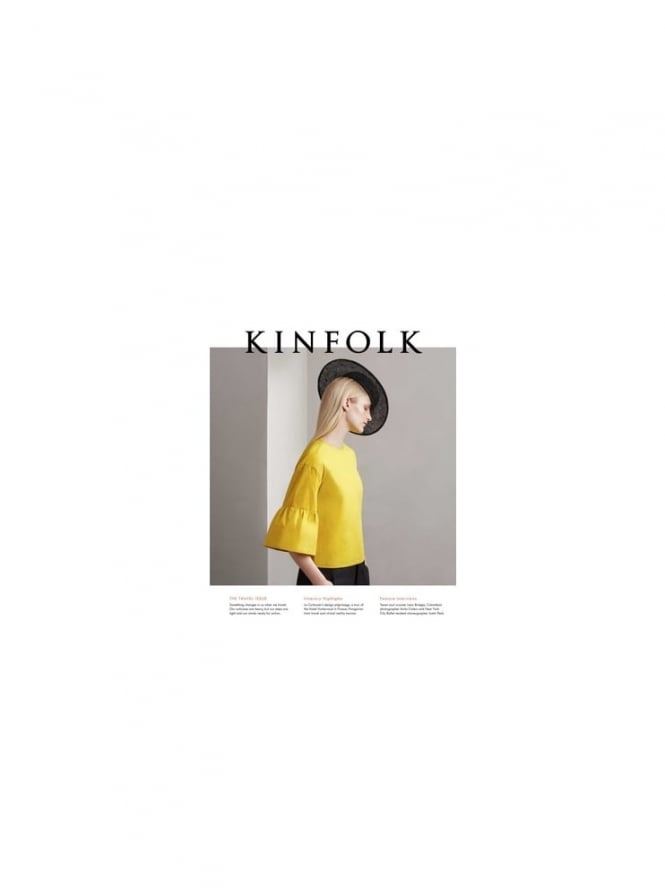 Kinfolk Magazine Issue Twenty June 2016