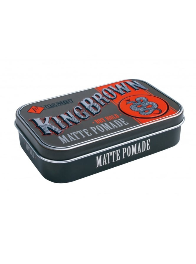 King Brown Matte Pomade 71g