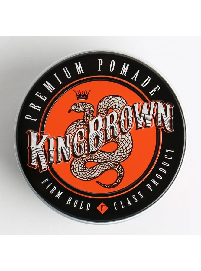 King Brown Premium Pomade 71g