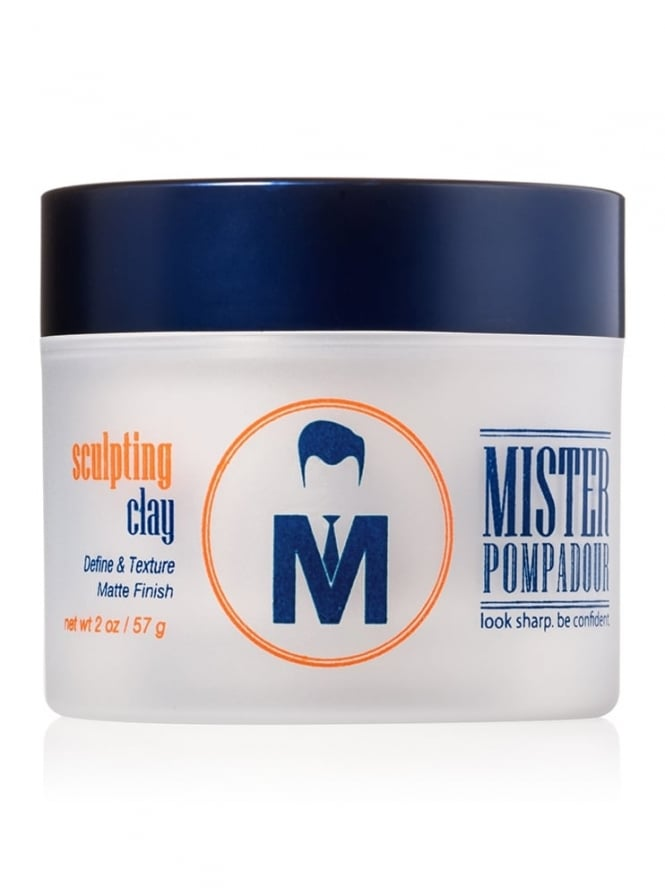 Mister Pompadour Sculpting Clay 57g