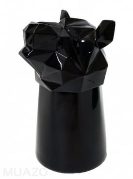 Animal Shot Glass Black Tiger