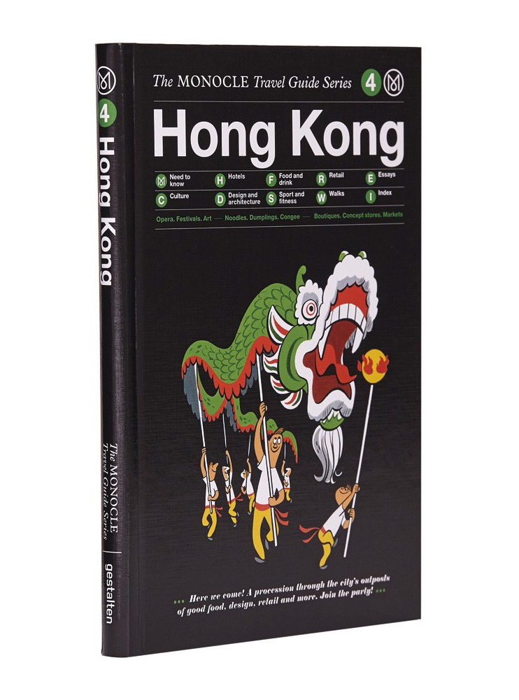 Free Ebook online Hong Kong: Monocle Travel Guide (The ...