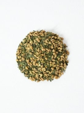 Organic Genmai cha Loose Leaf Green Tea 100g