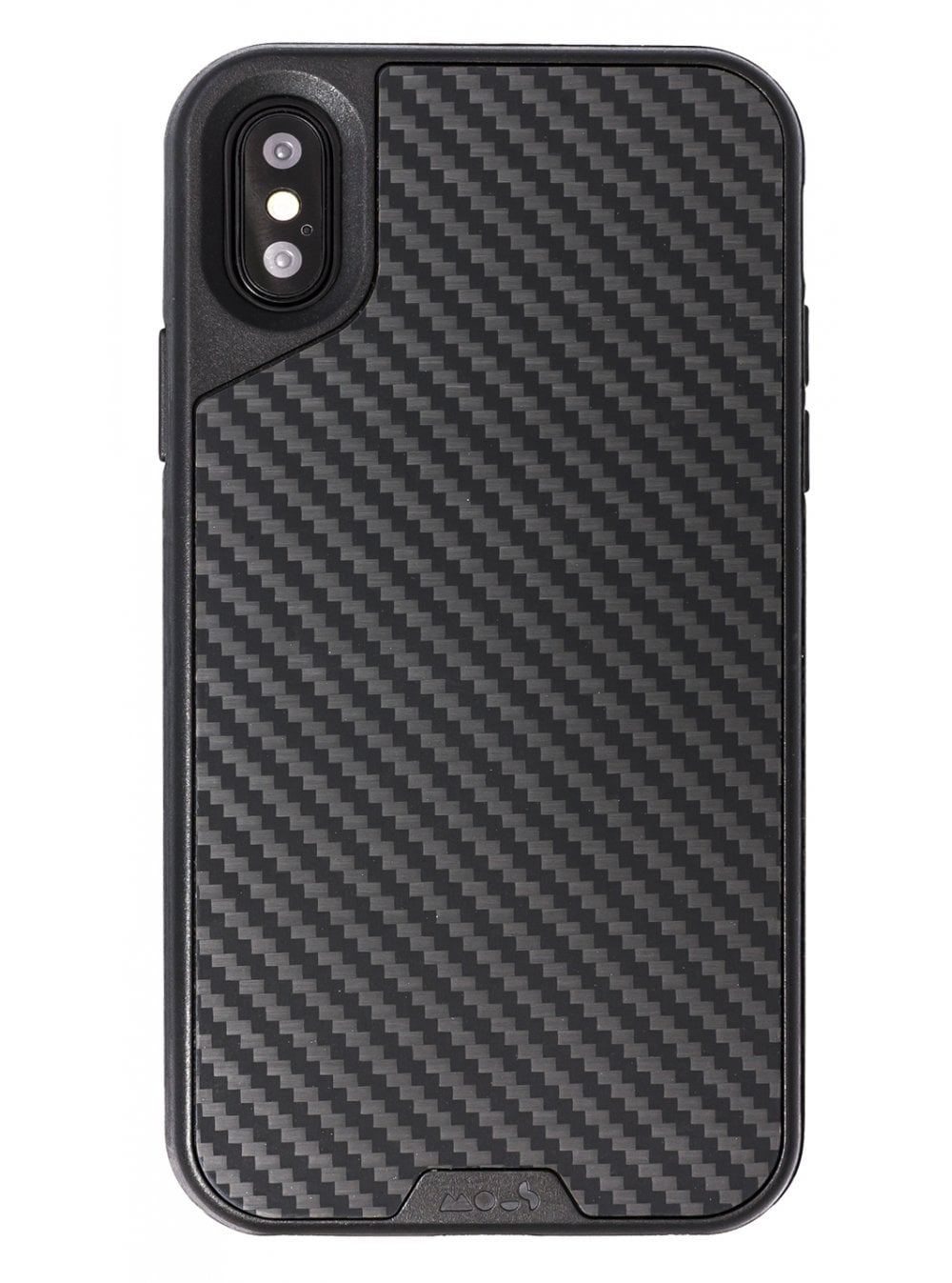 newest 1e8ce 214cc Mous iPhone X Carbon Fibre Protective Case