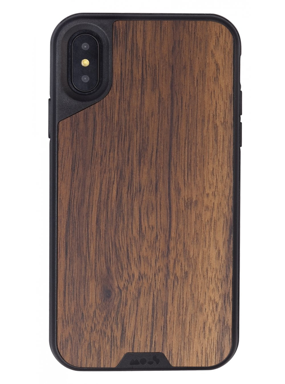 quality design 5a9b7 67eaa Mous iPhone X Walnut Protective Case
