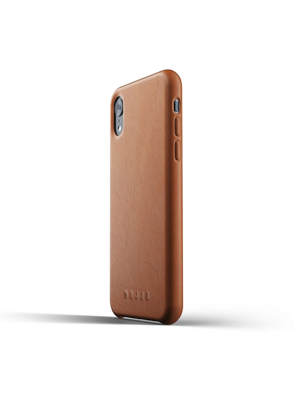 huge discount c41b6 33d20 Mujjo Full Leather Case for iPhone XR 6.1
