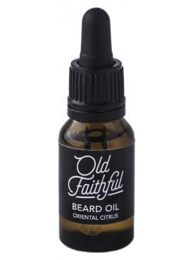 Oriental Citrus Beard Oil