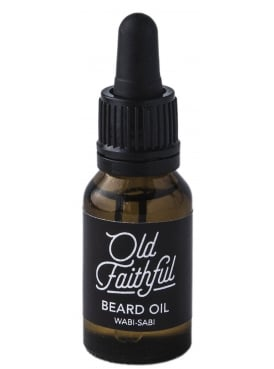 Wabi-sabi Beard Oil