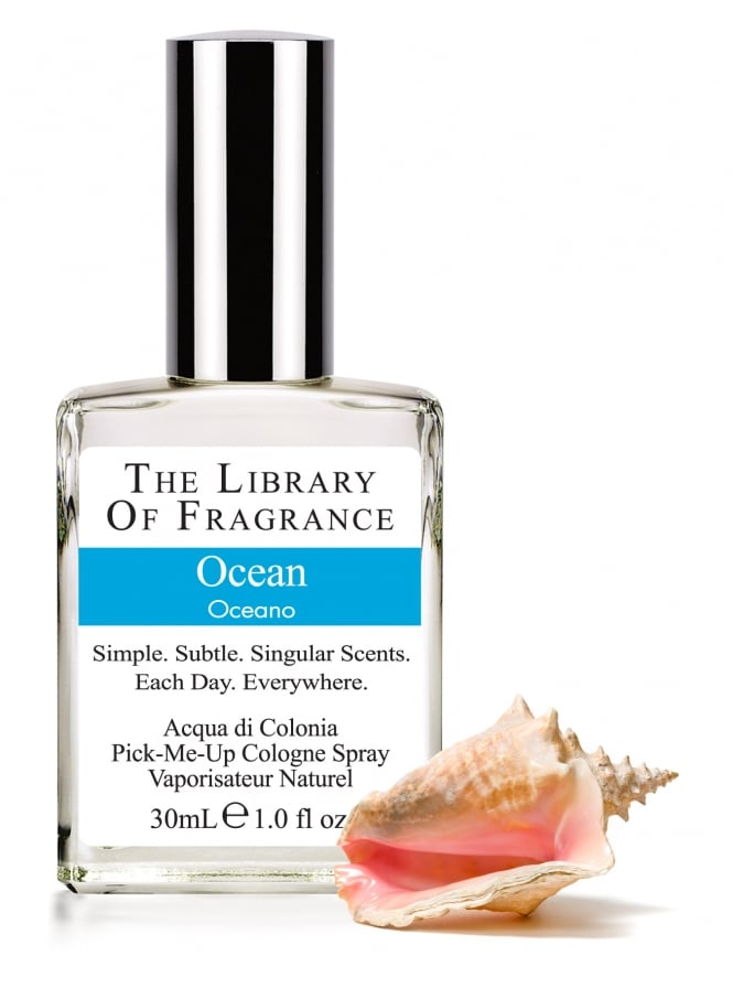 The Library Of Fragrance Ocean 30ml Cologne