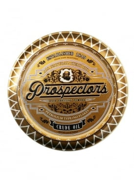 Prospectors Crude Oil Hair Pomade with Hemp Oil