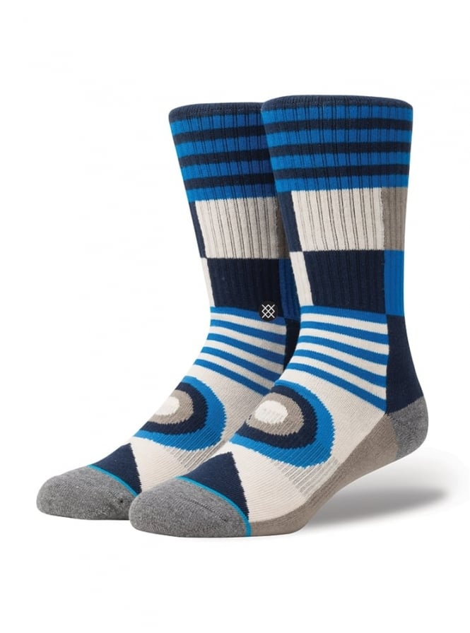 Stance Airgun Socks Blue