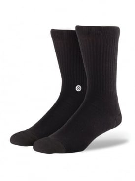 Icon Black Socks