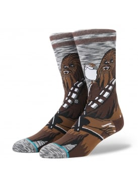 Stance Socks Chewie Pal Star Wars The Last Jedi
