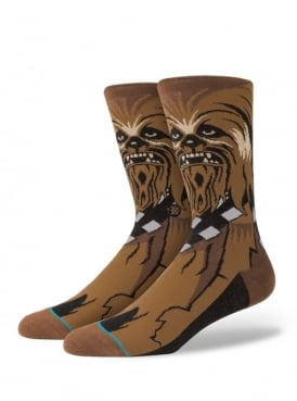 Stance Star Wars Chewbacca Chewie Socks